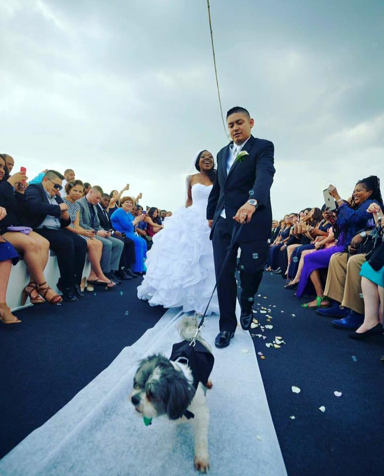 Our Featured May Wedding Couple: Carina and Lemuel