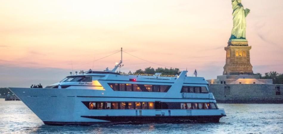 Royal Princess Luxury Yacht Charter - NY Boat Charter